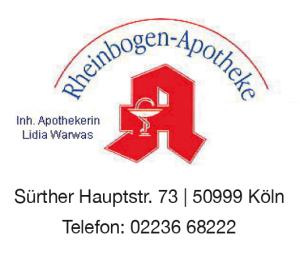 Rheinbogen Apatheke Logo