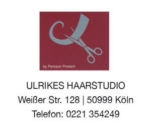Ulrikes Haarstudio Logo