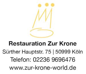 Zur Krone Logo